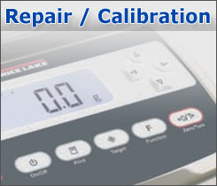 Scale Services, Scale Calibration